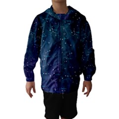 Constellations Hooded Wind Breaker (kids)