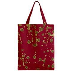 Elegant Art Zipper Classic Tote Bag by Valentinaart