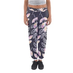 Winter Foliage Women s Jogger Sweatpants by DanaeStudio
