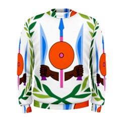National Emblem Of Djibouti  Men s Sweatshirt