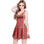 Watermelon Reversible Sleeveless Dress