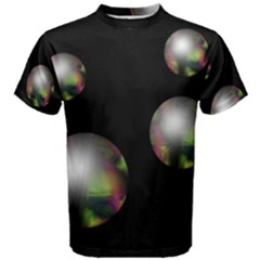 Silver pearls Men s Cotton Tee