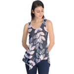 Winter Foliage Sleeveless Tunic