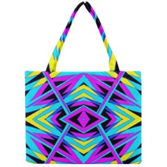 Time Warp Mini Tote Bag by MRTACPANS