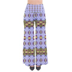 Soul Flower Pants by pepitasart