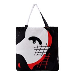 Revolution Grocery Tote Bag by Valentinaart