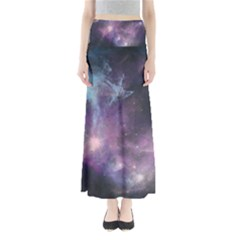 Blue Galaxy Women s Maxi Skirt