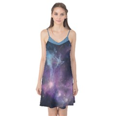 Blue Galaxy Camis Nightgown  by DanaeStudio