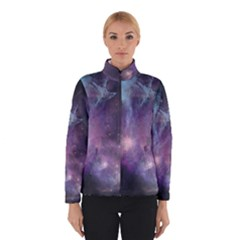 Blue Galaxy Winter Jacket