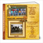 8x8 2016 Morfin Family Reunion - 8x8 Photo Book (20 pages)