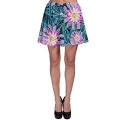 Whimsical Garden Skater Skirt