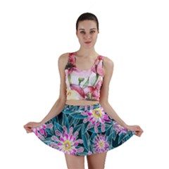 Whimsical Garden Mini Skirt