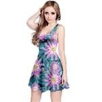 Whimsical Garden Reversible Sleeveless Dress