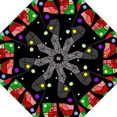 Optimistic Decor Hook Handle Umbrellas (large) by Valentinaart