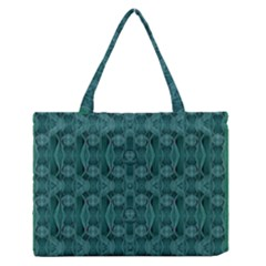 Celtic Gothic Knots Medium Zipper Tote Bag by pepitasart