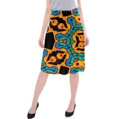Gunja Highman Midi Beach Skirt by MRTACPANS