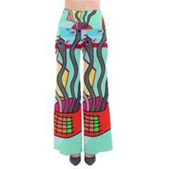 Dancing  Snakes Pants by Valentinaart