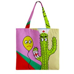 Health insurance  Zipper Grocery Tote Bag by Valentinaart