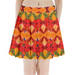 Ghbnh Pleated Mini Skirt by MRTACPANS