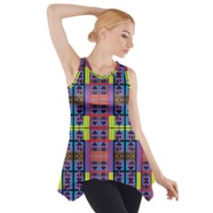 Home Ina House Side Drop Tank Tunic