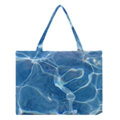 Pool Water Medium Tote Bag