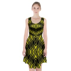 Yyyyyyyyy Racerback Midi Dress by MRTACPANS