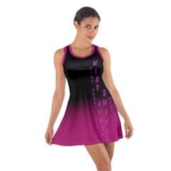 Wcs   Pink Purple Cotton Racerback Dress by LetsDanceHaveFun