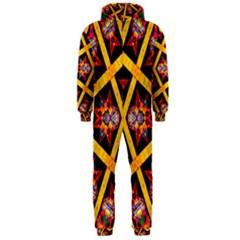 TITRE TERRE Hooded Jumpsuit (Men)