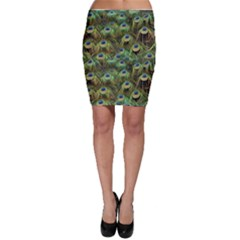 Peacocks Are The Best Bodycon Skirt