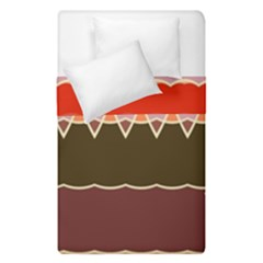 Waves And Other Shapes                                                                                                     Duvet Cover (single Size) by LalyLauraFLM