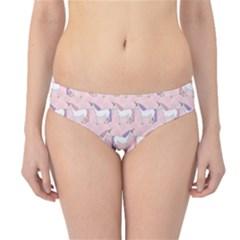 Unicorn Bliss Hipster Bikini Bottoms by WeirdosAnonymous