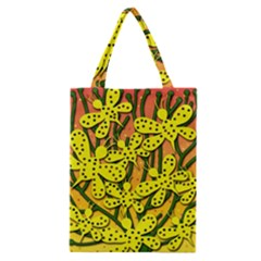 Bees Classic Tote Bag by Valentinaart