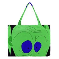 Alien By Moma Medium Tote Bag