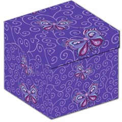 Butterfly Storage Stool 12   by olgart