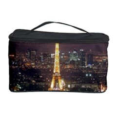 Paris At Night Cosmetic Storage Case by Zeze