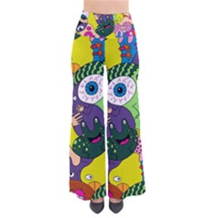 Another Weird Pattern Pants by AnjaniArt