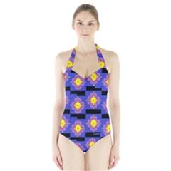 Freind Halter Swimsuit by MRTACPANS