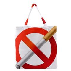 Cigarette Grocery Tote Bag