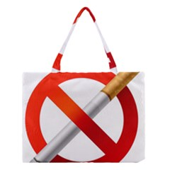 Cigarette Medium Tote Bag