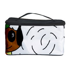 Urban sheep Cosmetic Storage Case by Valentinaart