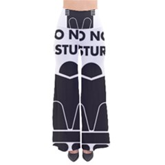 Do Not Disturb Sign Board Pants by AnjaniArt