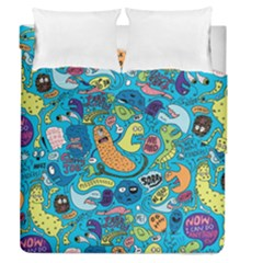 Gettinloose Duvet Cover Double Side (queen Size)