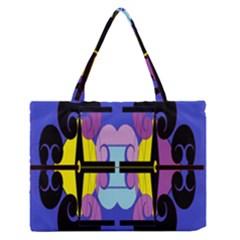 Fgnnjmjhyj Medium Zipper Tote Bag by MRTACPANS