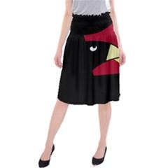 Eagle Midi Beach Skirt by Valentinaart
