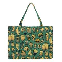 Pattern Linnch Medium Tote Bag