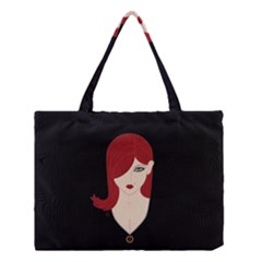 Picture Female Medium Tote Bag