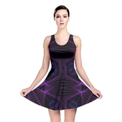 Universe Star Reversible Skater Dress