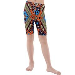 Imagesf4rf4ol (2)ukjikkkk, Kids  Mid Length Swim Shorts