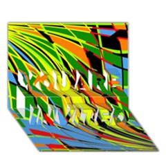Jungle YOU ARE INVITED 3D Greeting Card (7x5) by Valentinaart