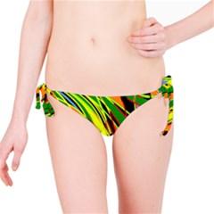 Jungle Bikini Bottom by Valentinaart